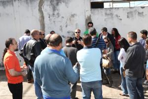 Prazo para reintegração dos agentes à PCDF terminou no domingo, dia 28 (Fotos: Paulo Cabral/Sinpol-DF)