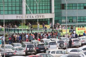 15º dia de Greve - Assembleia na PCDF - Paulo Cabral (237)