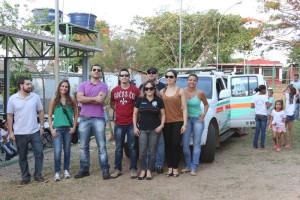 Equipe da 6ª Delegacia de Polícia