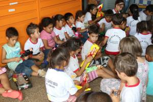 Segundo Luana de Ávila, iniciativas como essa já fazem parte da cultura da 6ª DP