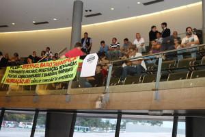 Votacao na Camara aLegislativa - Paulo Cabral (60)
