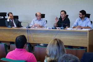 Reuniao com Entidades Sindicais na Cam. Legislativa - Paulo Cabral (1)