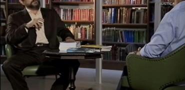 Policial civil fala sobre a carreira de escritor em programa de TV