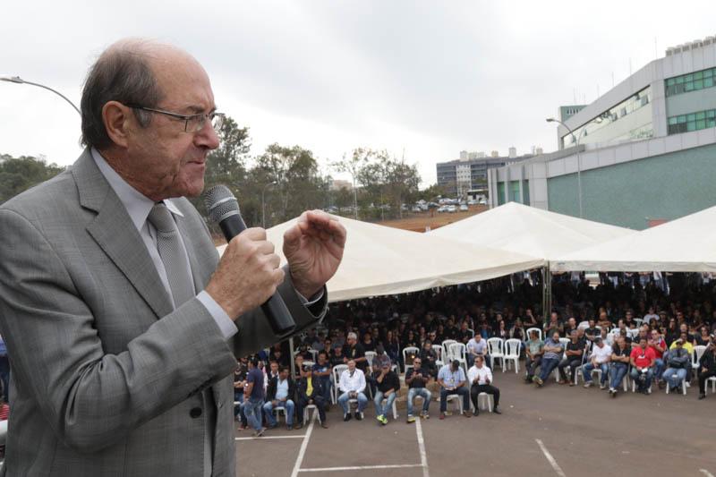 Wasny de Roure manifestou apoio à entrega dos cargos
