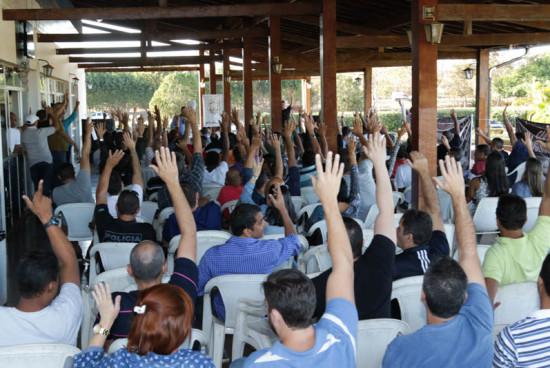 Sindicato convoca para Reunião Geral na Agepol nesta quinta, 27